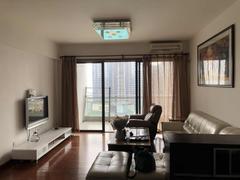 中信红树湾 2室1厅1厨1卫 98.0m² 整租租房效果图