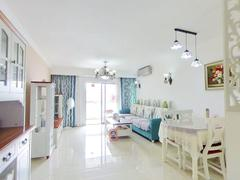 香蜜三村 3室2厅1厨2卫 126.47m² 精致装修二手房效果图