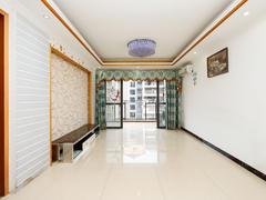 越秀可逸江畔 2室1厅1厨1卫 84.0m² 精致装修二手房效果图