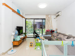 金地梅陇镇 温馨2房户型方正实用美观二手房效果图