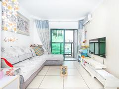 怡康家园 精致三房 装修保养的好 拎包即可入住 满五年税费少二手房效果图