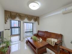 宝能太古城花园南区 精致装修标准三房安静舒适拎包入住租房效果图