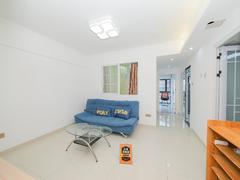 前海铂寓 精装两房 带家私电器租4300可以谈租房效果图