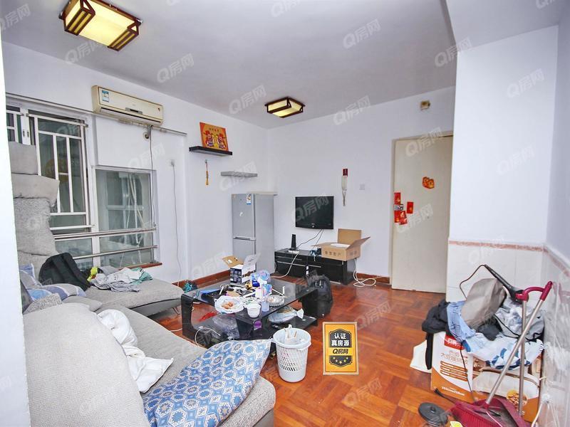 海富花园 2室1厅1厨1卫72.54m²精致装修