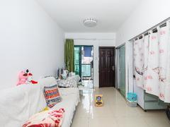 怡康家园 42平精装2房  满2少税 自住保养好 高楼层二手房效果图