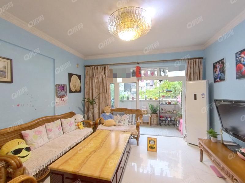 世外桃源 居家温馨舒适四房,户型方正,清新居家装修