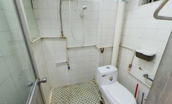 深圳绿景公寓卫生间照片_绿景公寓 一号线白石洲出口 单房招租 拎包入住