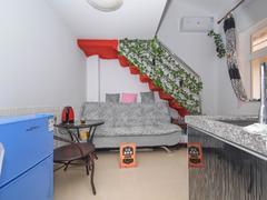 听涛雅苑 1室1厅1厨1卫 20.0m² 精致装修二手房效果图