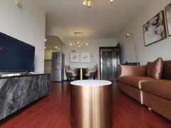 漾日湾畔 3室2厅1厨2卫 95.16m² 整租租房效果图