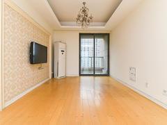 世茂广场 2室2厅1厨1卫 100.79m² 精致装修二手房效果图