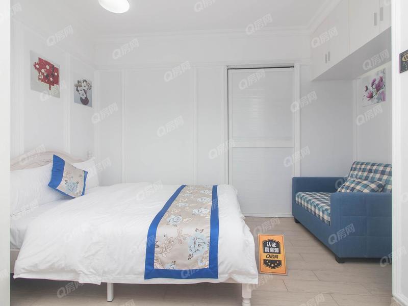 承翰半山海墅 2室0厅1厨1卫 36.35m² 普通装修