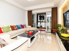 世茂江滨花园瑞景湾 3室2厅1厨2卫 135.0m² 满五二手房效果图