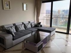 中信红树湾 装修精美3房 楼层高 采光好 大阳台 拎包入住租房效果图