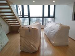 奥园峯荟 精装公寓,设施齐全,可拎包入住,小区环境好自带商超租房效果图