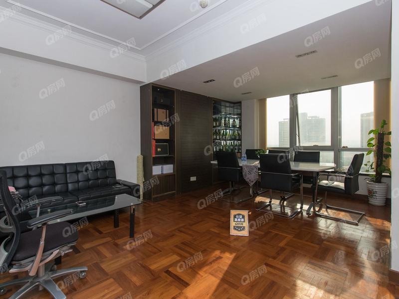 汇展阁 1室2厅0厨1卫 90.37m² 精致装修