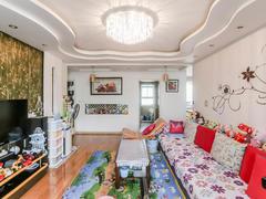 第五元素 3室2厅1厨2卫 139.0m² 精致装修二手房效果图