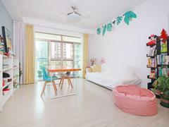 上城骏园 3室2厅1厨2卫98.0m²精致装修二手房效果图