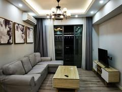 深圳湾科技生态园 新上 精装两房 家电齐全,拎包入住租房效果图