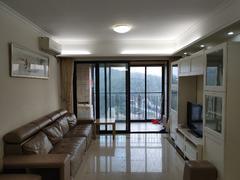 中海康城国际 龙岗大运 中海物业三房两厅 2700/月 诚心出租租房效果图