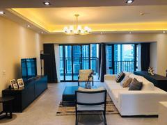 香山美墅云邸 186平4加1房,精装修保养好,高楼层视野开阔出租房效果图