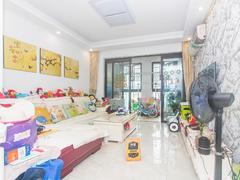中粮世家 3室2厅1厨2卫88.23m²采光视野保养好二手房效果图