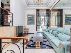 金色都汇 3室2厅1厨2卫 71.51m² 整租租房效果图