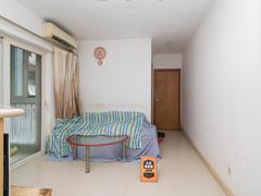 国际名园 1室1厅1厨1卫43.0m²普通装修二手房效果图