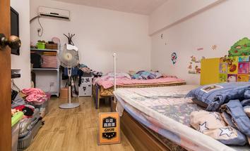 深圳天粹卧室照片_天粹 深中+翠北小学未用 两房做三房