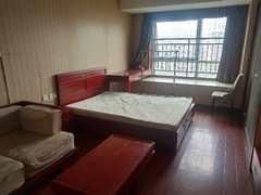 风尚蓝湾 1室0厅1厨1卫 44.0m² 整租租房效果图