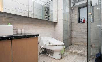 广州财富世纪广场卫生间照片_财富世纪广场 精装一房一厅 自住办公皆可 等待优秀的你
