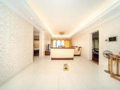 中信红树湾 精美装修四房 楼层高 朝南向 景观好 居家舒适租房效果图