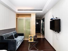 京基滨河时代广场 综合体楼上两房 朝南 高层采光好交通方便租房效果图
