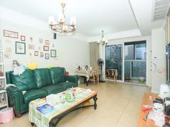 半岛国际 3室2厅1厨1卫 89.0m² 精致装修二手房效果图