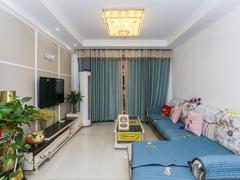 碧水源 3室2厅1厨1卫 90.17m² 精致装修二手房效果图