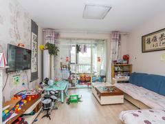 天泰迦南美地 2室2厅1厨1卫 89.89m² 精致装修二手房效果图