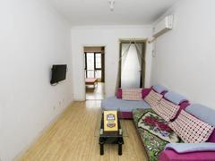 鼎元府邸 2室1厅1厨1卫 66.08m² 精致装修二手房效果图