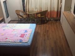 万达广场 1室0厅1厨1卫 35.0m² 整租租房效果图