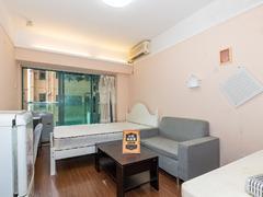 置地逸轩 双地铁精致装修公寓全齐家私电器出租、看房方便有钥匙租房效果图