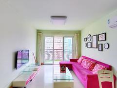 侨城豪苑二期 白石洲精装两房 中间楼层 看高尔夫景 随时看房