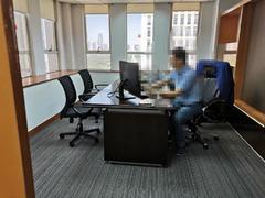 国际商会大厦 福田中 心区金融教育培训基地双面采光户型方正